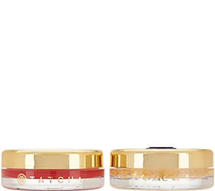 Camellia Red & Gold Holiday Lip Balm Set by Tatcha