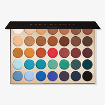 PRO 2 GOLDEN TROPICS Shadow Palette by kara