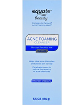 Maximum Strength Acne Foaming Cleanser by equate