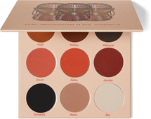 The Warrior II Eyeshadow Palette by Juvia's Place