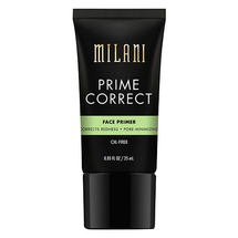 Prime Correct Face Primer Redness Pore Minimizing by Milani