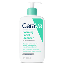 Foaming Facial Cleanser by Cerave