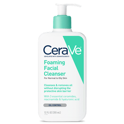 Foaming Facial Cleanser by cerave #2