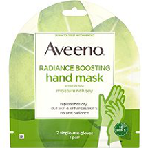 Radiance Boosting Hand Mask by Aveeno