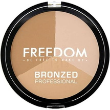 Bronzed Professional - Warm Lights by Freedom Makeup