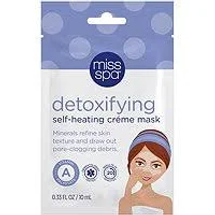 Detoxifying Self-Heating Creme Mask by miss spa