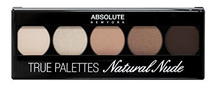 True Palettes - Natural Nude by Absolute