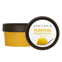 Pumpkin Relaxing Cooling Cream by april skin