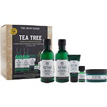 Tea Tree Anti Blemish Deluxe Kit by The Body Shop