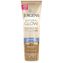Natural Glow +Firming Daily Moisturizer by jergens