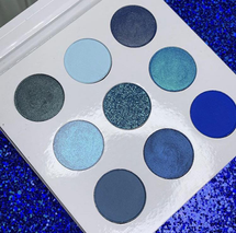 Thin Ice Eyeshadow Palette by Copacetic Cosmetics