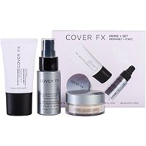 Prime + Set Complexion Kit by Cover FX
