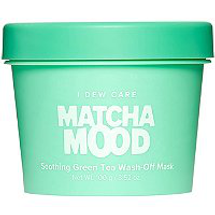 I Dew Care Matcha Mood Soothing Green Tea Wash-Off Mask by memebox