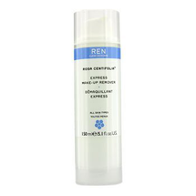 Rosa Centifolia Express Make Up Remover by ren
