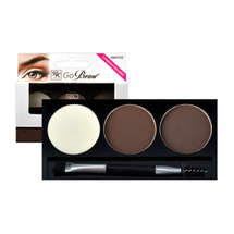 Go Brow Eyebrow Kit by Ruby Kisses