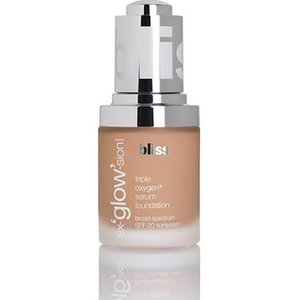 Ex-'glow'-sion Triple Oxygen Serum Foundation by bliss