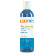 Witch Hazel Mattifying Face Toner by acnefree