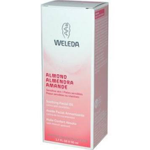 Almond Soothing Facial Oil by weleda