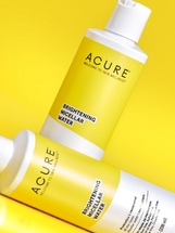 Brightening Micellar Water by acure organics