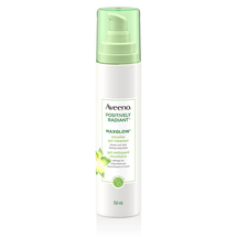 Positively Radiant MaxGlow Micellar Gel Cleanser by Aveeno
