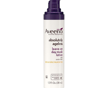Absolutely Ageless Leave On Day Mask Lotion SPF 30 by Aveeno