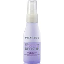 The Perfect Blonde Seal Protect Leave In Treatment by pravana