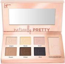 Naturally Pretty Essentials Matte Luxe Transforming Eyeshadow Palette by IT Cosmetics