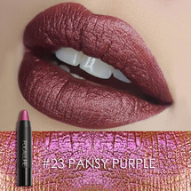 Lip Crayon23 Pansy Purple by Focallure