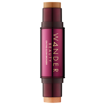 On The Glow Bronzer And Illuminator by Wander