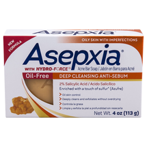 Acne Bar Soap / Deep Cleansing Anti-Sebum by asepxia