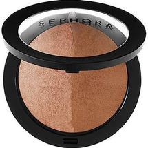 Microsmooth Baked Bronzer Duo - Spicy Heat by Sephora Collection