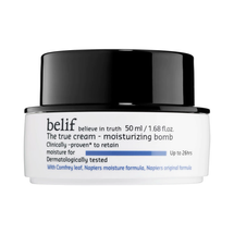 The True Cream Moisturizing Bomb by belif