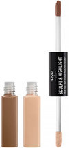 Sculpt & Highlight Face Duo by NYX Professional Makeup