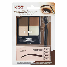Beautiful Brow Kit The Ultimate Brow Bar by kiss products