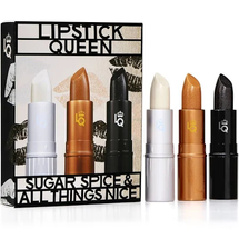 Sugar Spice and All Things Nice Holiday Trio by Lipstick Queen