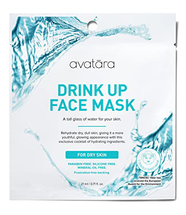 Drink Up Face Mask by avatara