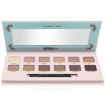 Natural Color Eyeshadow Palette by okalan