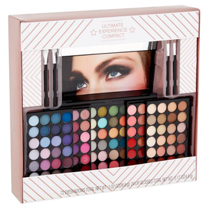 Ultimate Experience Compact Makeup Set by the color workshop