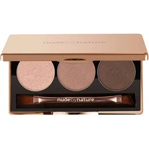 Natural Illusion Eye Shadow Trio - Nude by Nude by Nature