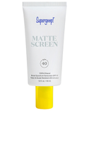 Smooth and Poreless 100% Mineral Matte Screen by supergoop