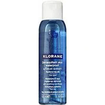 Waterproof Eye Make-up Remover with Soothing Cornflower by Klorane