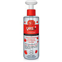 Tomatoes Blemish Clearing Micellar Cleansing Water by yes to