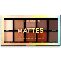 Mattes Eyeshadow Palette by Profusion