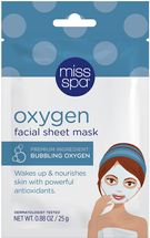 Oxygen Facial Sheet Mask by miss spa