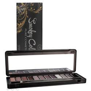 Smokey Collection Eyeshadow Palette by Pure Cosmetics