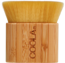Organic Sunless Tan Kabuki Body Brush by coola