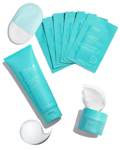 Skincare In A Snap Quick & Easy Routine Kit by Tula