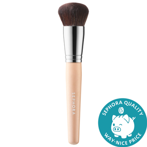 Makeup Match Full Coverage Foundation Brush by Sephora Collection #2