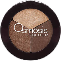 Eye Shadow Trio Bronzed Cocoa by Osmosis