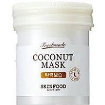 Freshmade Coconut Mask by Skinfood
